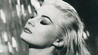 L'actrice suédoise Anita Ekberg (La Dolce Vita) est morte