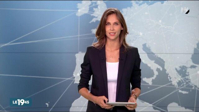 19.45 : Twitter apprécie les débuts d'Ophélie Meunier sur M6