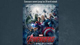 Concours : Tentez de remporter des places pour le film Avengers, l'Ere d'Ultron
