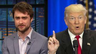 À 11 ans, Daniel Radcliffe (Harry Potter) a reçu un curieux conseil de la part de… Donald Trump ! (VIDÉO)