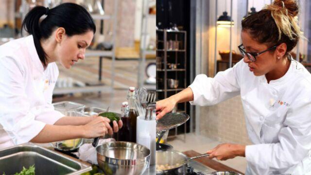 Top chef : Marjorie et Latifa éliminées (VIDEOS)