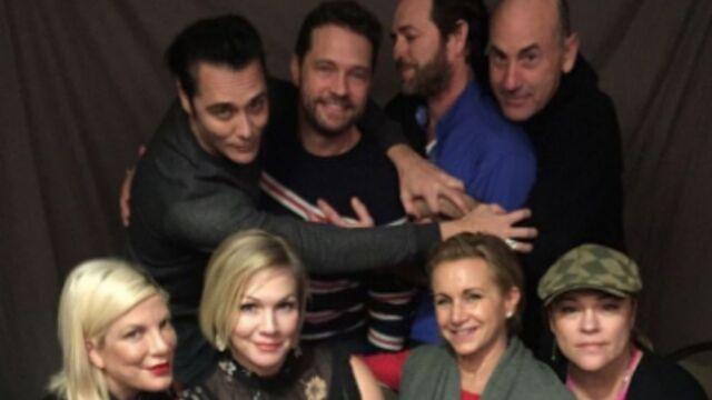 Beverly Hills : quand les acteurs se retrouvent (PHOTOS)