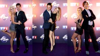 Danse avec les stars 6 : les dix couples font le show sur le tapis rouge (11 PHOTOS)