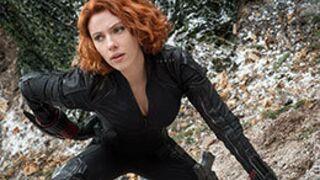Scarlett Johansson de retour dans Captain America 3