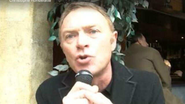 Christophe Hondelatte balance sur Sophia Aram, Taddeï et France Télé (VIDEO)