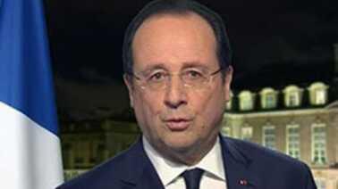 Hollande sur sa fin libération