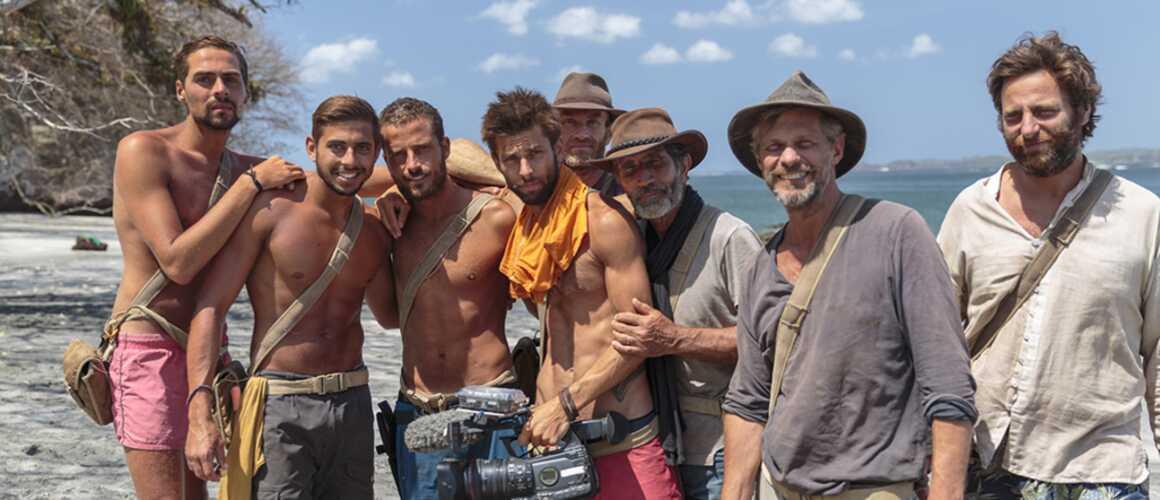 The Island Seuls Au Monde Saison  Episode