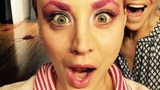 The Big Bang Theory : Kaley Cuoco (Penny) change de look ! (PHOTOS)