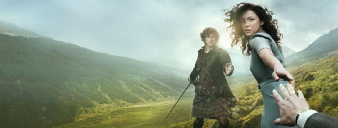 Outlander Comment Le Chardon Et Le Tartan A Ete Adapte En Serie