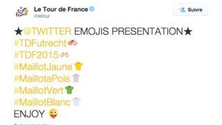 Comment suivre le Tour de France sur Twitter ?