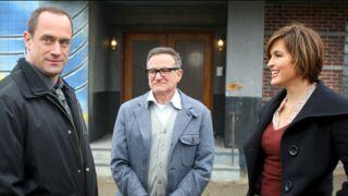 Robin Williams invité exceptionnel de New York, unité spéciale sur TF1
