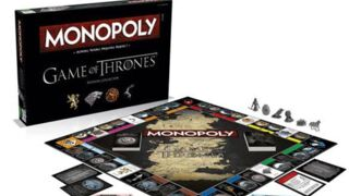 Game of Thrones lance son Monopoly !