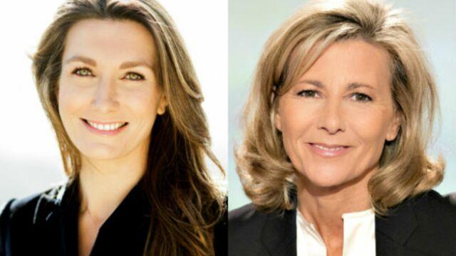 Sondage : Anne-Claire Coudray doit-elle remplacer Claire Chazal sur TF1 ?