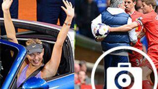 José Mourinho truqueur, un joli cadeau pour Maria Sharapova... Le best of insolite sport (19 PHOTOS)