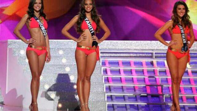 Les meilleurs moments de la soirée Miss France (DIAPORAMA)
