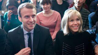 Emmanuel Macron vit sur la retraite de sa femme Brigitte