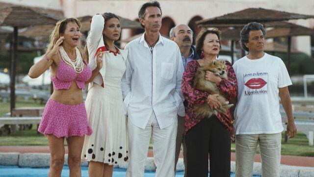 Audiences : TF1 en tête avec Les Bronzés 3