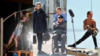 Daniel Craig en caleçon, Alicia Vikander en Lara Croft... ça tourne à Hollywood ! (15 PHOTOS)