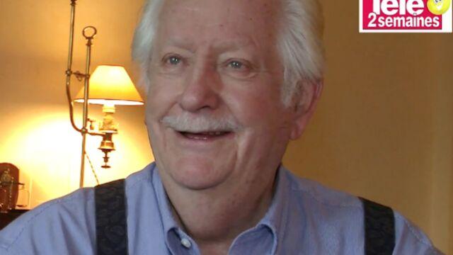 Pierre Bellemare raconte ses souvenirs de guerre (VIDEO)