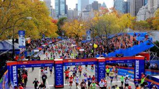 Cinq choses à savoir sur le marathon de New York
