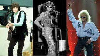 Michel Polnareff : les looks surprenants du chanteur (PHOTOS)