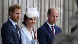 Kate Middleton ravissante pour la messe des 90 ans de la reine Elisabeth II