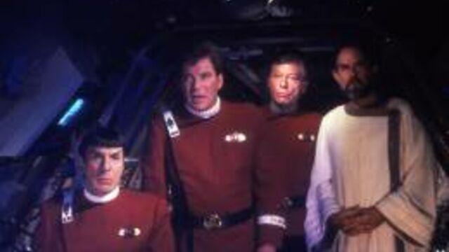 Le premier Star Trek sur Sci Fi