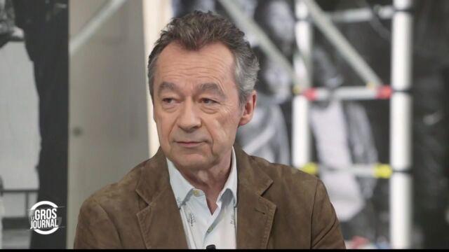 """Michel Denisot """"gêné"""" par la guerre entre Cyril Hanouna et Yann Barthès (VIDEO)"""