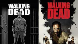 Série/BD : les héros de The Walking Dead sont-ils ressemblants ? (DIAPO)