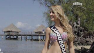Miss France 2016 : les Miss font des premières photos en bikini (VIDEO)