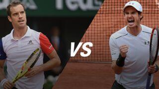 Roland-Garros : Gasquet va-t-il passer le mur Murray ? (VIDEO)