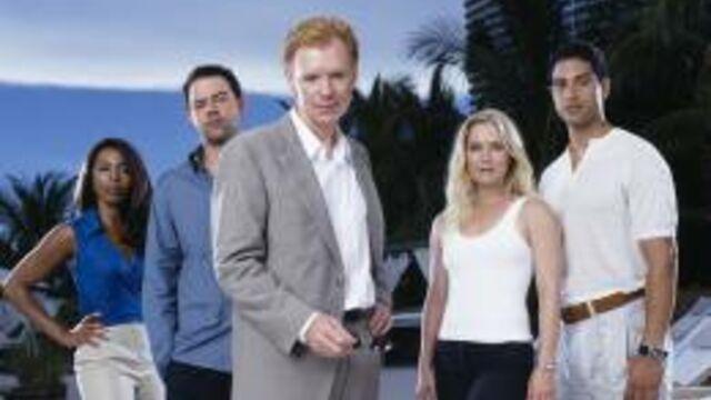 Surprise... Les Experts Miami en tête!