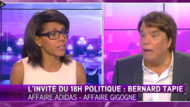 Clash avec Bernard Tapie : les révélations d'Audrey Pulvar