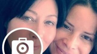 Charmed : Shannen Doherty, Holly Marie Combs et Brian Krause à Paris ! (17 PHOTOS)