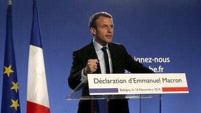 Candidature d'Emmanuel Macron : les politiques français réagissent !