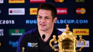 Rugby : Richie McCaw annonce sa retraite