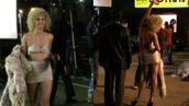 Maggie Gyllenhaal en petite tenue dans les rues de New York (PHOTOS)