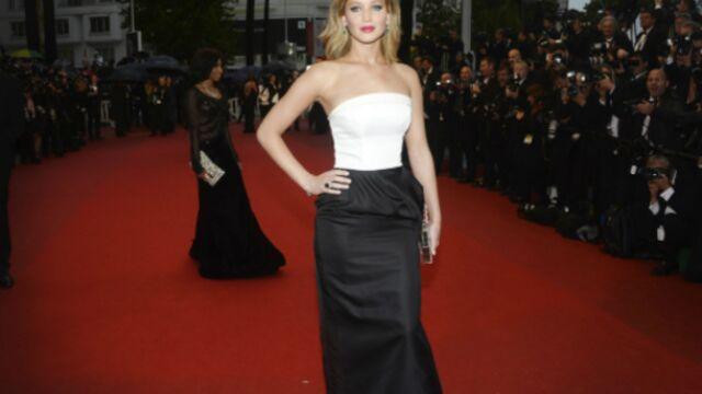 CANNES 2013 : Après les Oscars, la sublime Jennifer Lawrence sur le tapis rouge (PHOTOS)