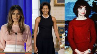 Melania Trump, Hillary Clinton, Michelle Obama, Jackie Kennedy… Découvrez ces First Lady qui ont compté (33 PHOTOS)