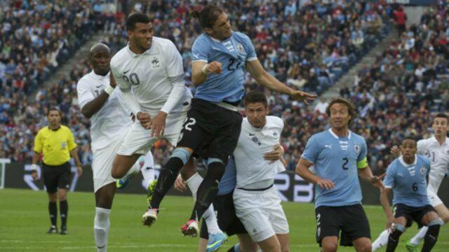 Un petit score pour les Bleus sur TF1