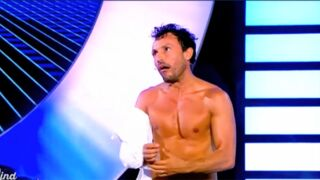 Le Grand Blind Test : Quand Willy Rovelli fait un strip-tease pour Laurence Boccolini (VIDEO)