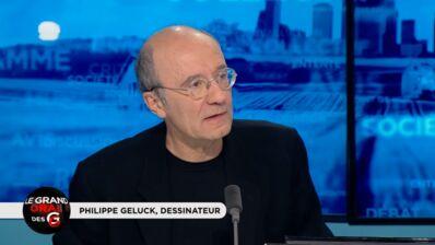 Philippe Geluck allume Cyril Hanouna