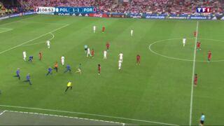 Euro 2016 : un streaker interrompt le match Pologne-Portugal et amuse Twitter