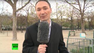 Philippe Verdier, viré de la météo de France 2, rebondit sur une chaîne russe