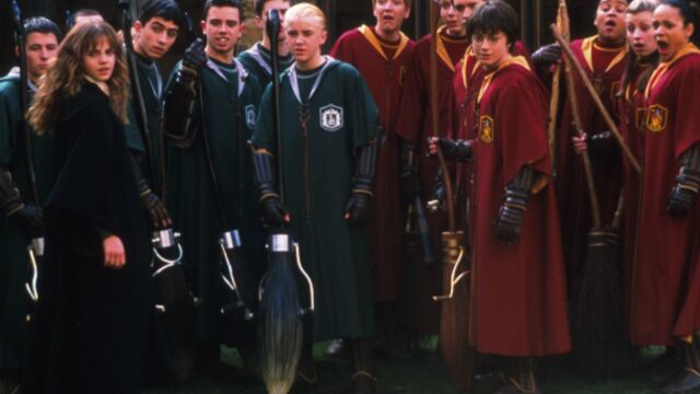 Harry Potter premier de la classe sur TF1