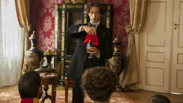 Houdini (D8) : ce que vous ne saviez peut-être pas sur Adrien Brody