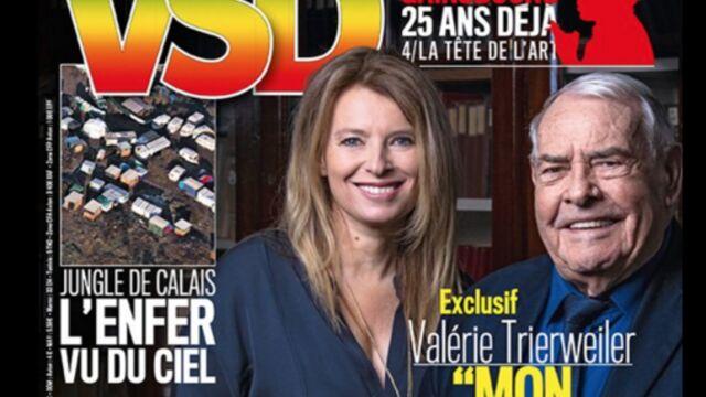 Ils ont buzzé cette semaine : Valérie Trierweiler en couverture de VSD, les nouvelles réactions sur Facebook...