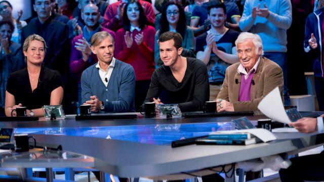 Ce soir, Jean-Paul Belmondo en famille dans Le Grand Journal de Canal+ !