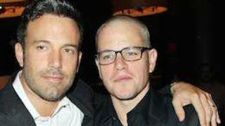 Matt Damon et Ben Affleck préparent une série de science-fiction