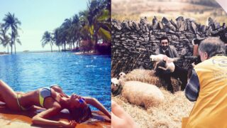 Instagram : Nicole Scherzinger en bikini, Cyril Hanouna au Salon de l'Agriculture... (38 PHOTOS)